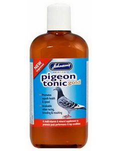 Johnson Pigeon Tonic PJ