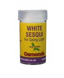 Old hand White Sesqui