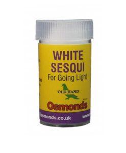 Old hand White Sesqui