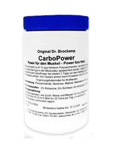 bROCK carbo Powder